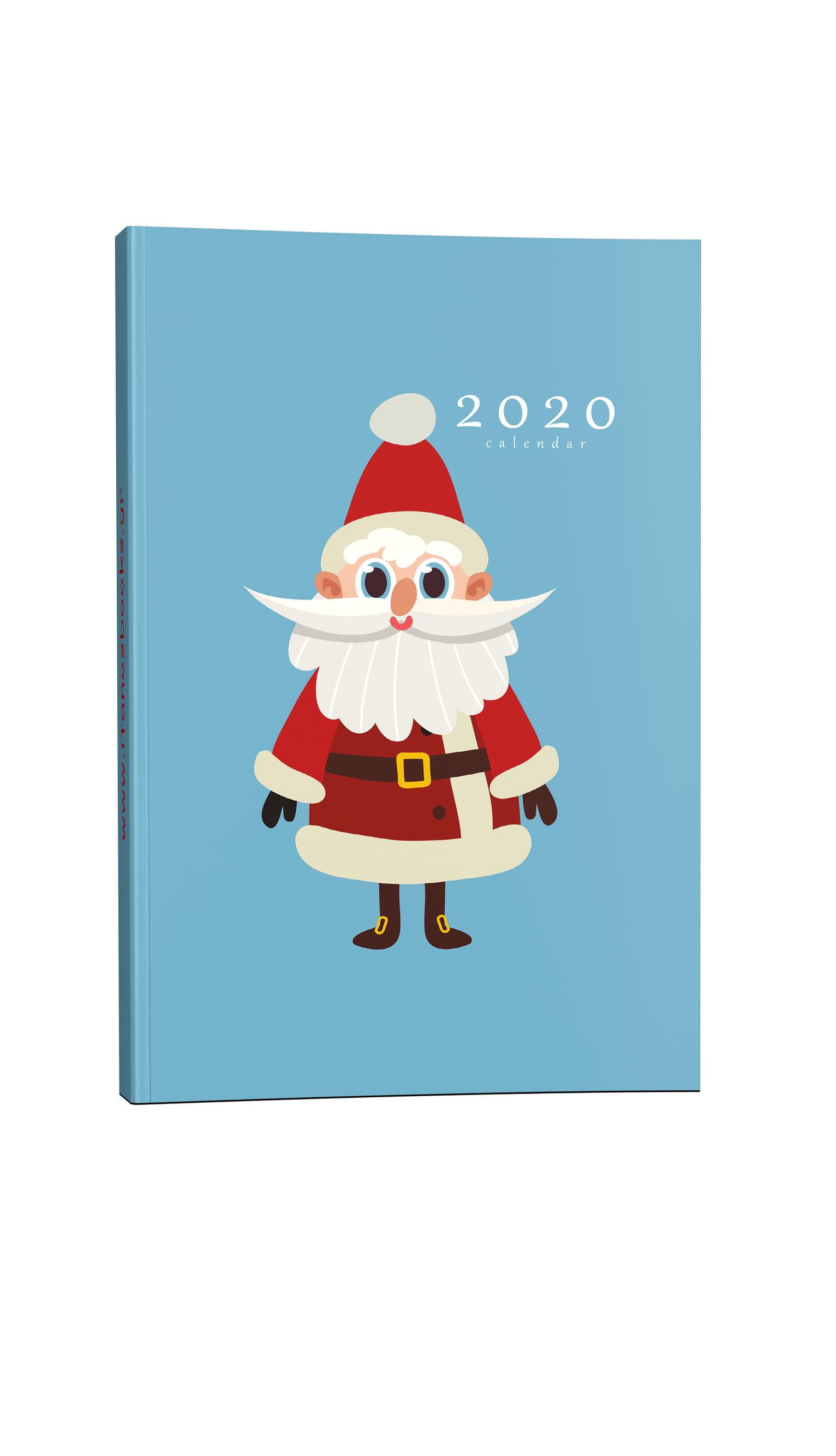 Παιδικό ημερολόγιο Άγιος Βασίλης