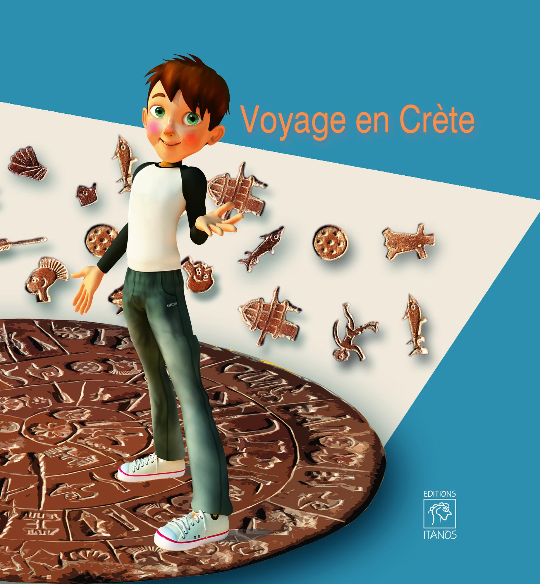 Voyage to Crète